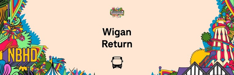 Wigan Return Coach