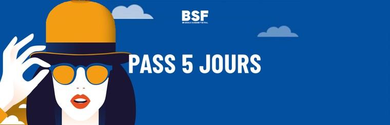 5 Days Pass