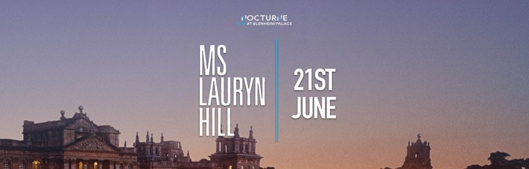 Ms. Lauryn Hill | 21ST JUNE