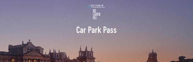 Parkticket