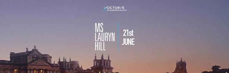 Ms. Lauryn Hill | 21ST JUNE