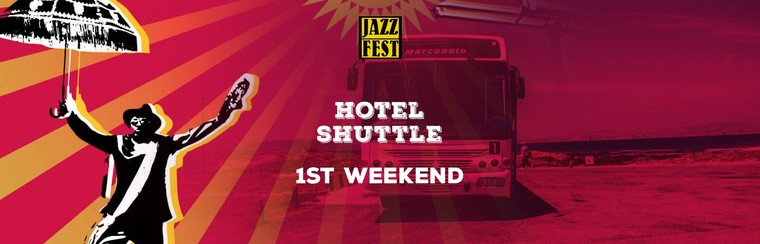 Hotel to Festival Shuttle Pass - Weekend 1