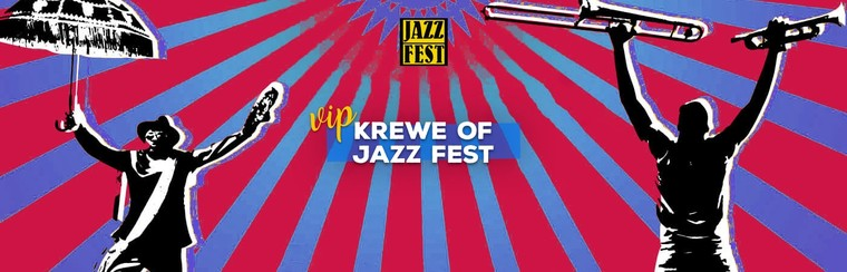 Krewe of Jazz Fest I 2nd Full Weekend