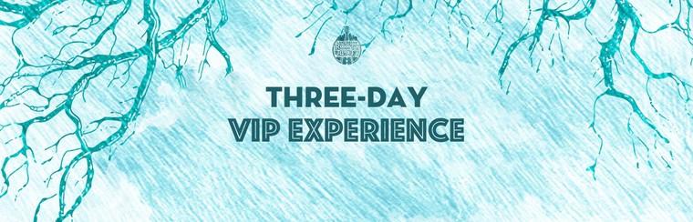 Three-Day VIP Experience