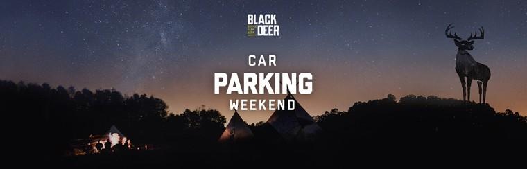 Weekend Car Parking Pass