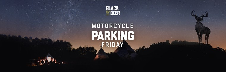Friday Motorcycle Parking Pass