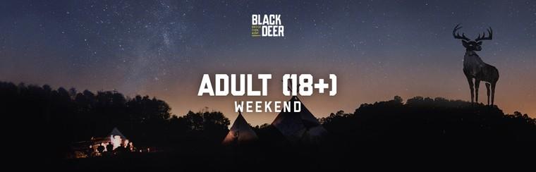 Adult (18+) Weekend Festival Ticket
