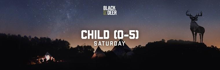 Child (0-5) Saturday Ticket