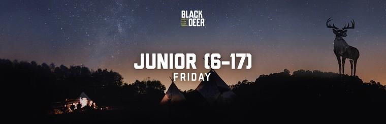Junior (6-17) Friday Ticket