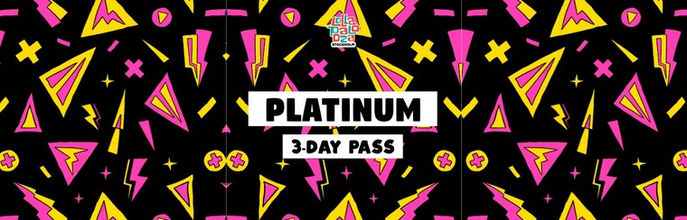 3-Day Platinum Pass