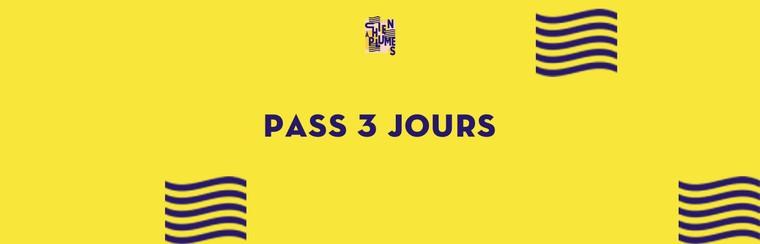 Pass 3 Jours