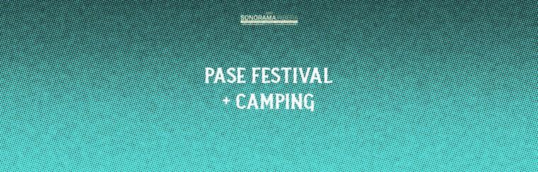 Abono Festival + Camping