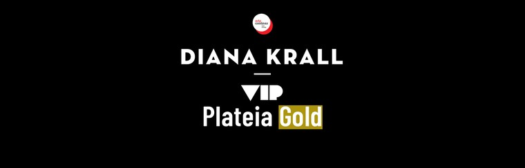 Diana Krall - VIP Seated Arena Gold