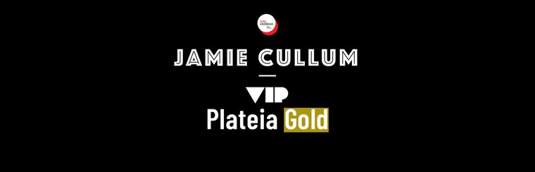 Jamie Cullum - VIP Seated Arena Gold