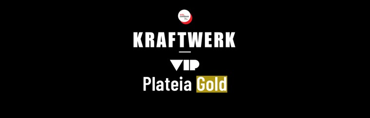 Kraftwerk - VIP Seated Arena Gold