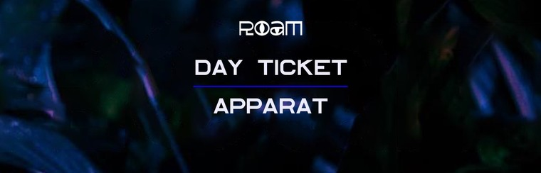 Day Ticket   Apparat