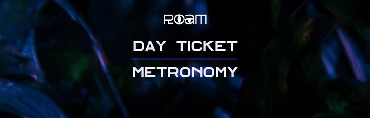 Day Ticket   Metronomy