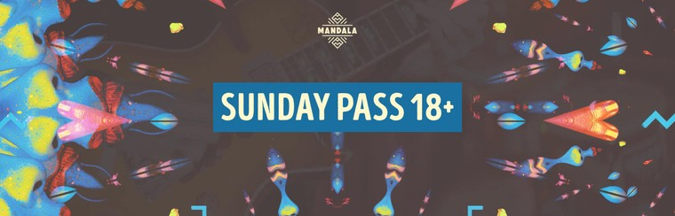 Sunday Pass 18+