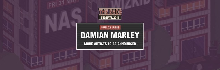 The Ends – Damian Marley