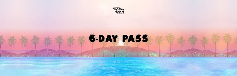 6-Day Festival Pass
