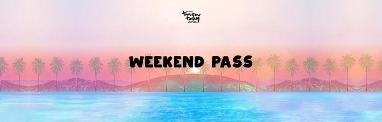 Weekend Festival Pass