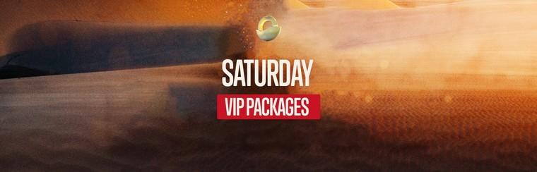 VIP EXPERIENCE - Biglietto Sabato