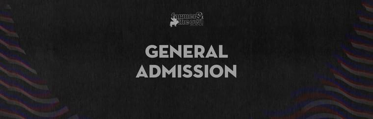 General Admission Ticket