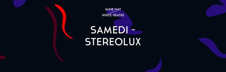 Billet Samedi - STEREOLUX