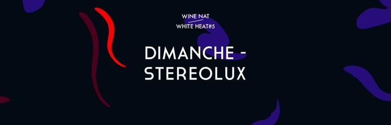 Billet Dimanche - STEREOLUX