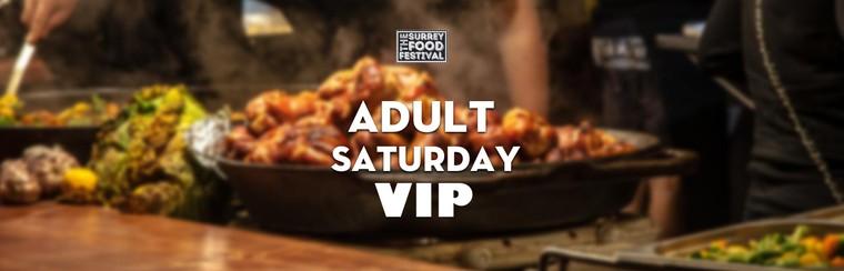VIP Adult Saturday Ticket