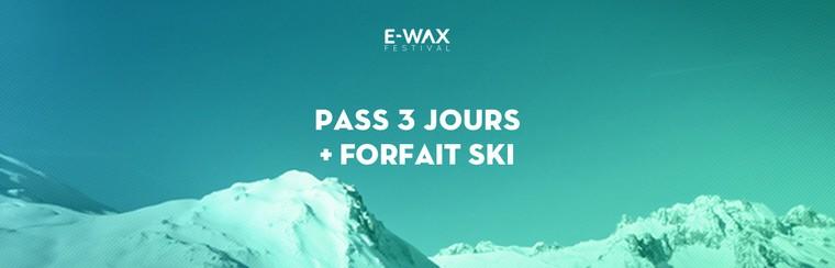 3 Days Pass + Skipass
