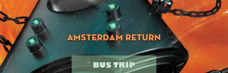 Amsterdam Return Bus Trip