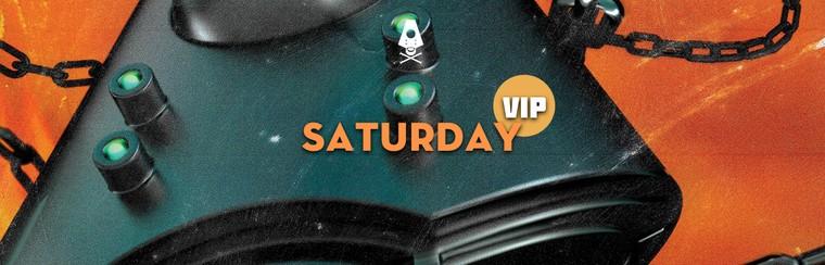 Bilhete VIP de Sábado