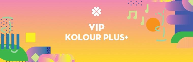 VIP Kolour Plus+
