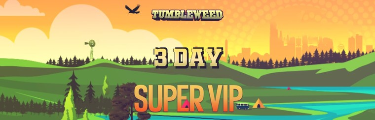 3 Day Super VIP