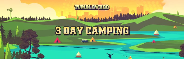 3 Day Camping