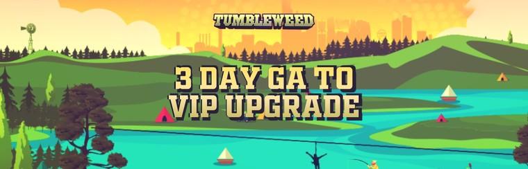 3 Day GA to VIP Upgrade