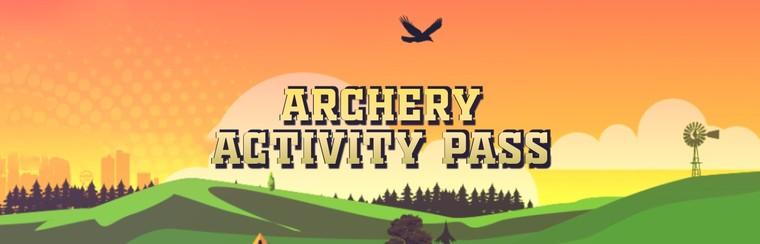 Archery Activity Pass