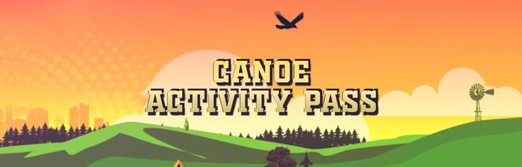 Canoe Activity Pass