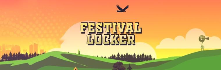 Festival Locker