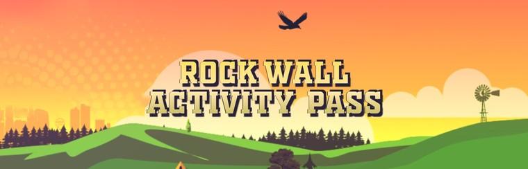 Rock Wall Activity Pass