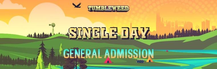 Single Day GA Pass