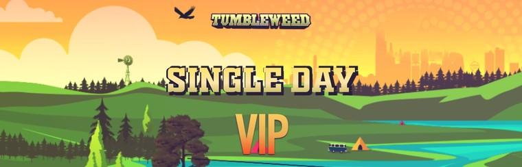 Single Day VIP Pass