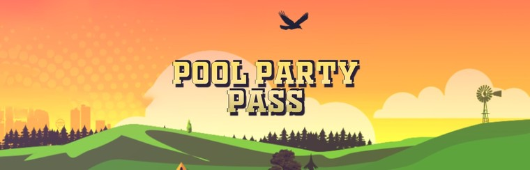 Pool Party Pass