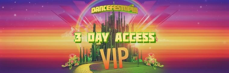 VIP 3 Day Access Ticket
