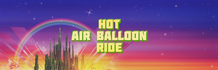 Hot Air Balloon Ride - Saturday - Camping Pass Required to Purchase