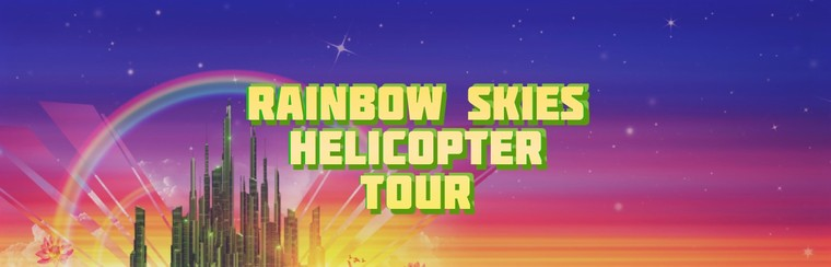 Rainbow Skies Helicopter Tour