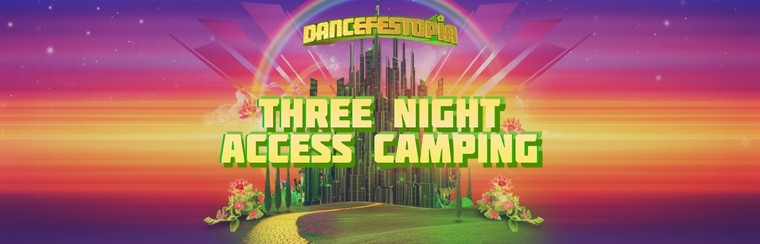Three Night Access Camping