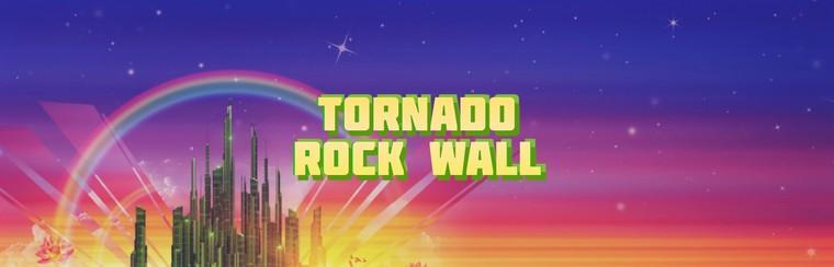 Tornado Rock Wall