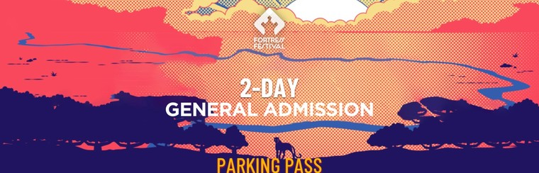 2-Day GA Parking Pass